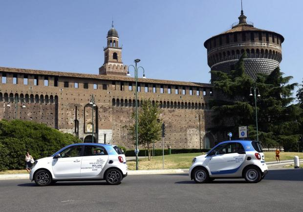 car2go nuove smart fortwo e forfour