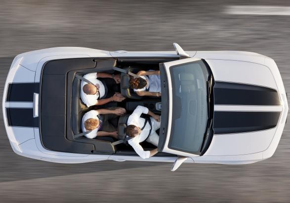Chevrolet Camaro in Italia: prezzo e caratteristiche