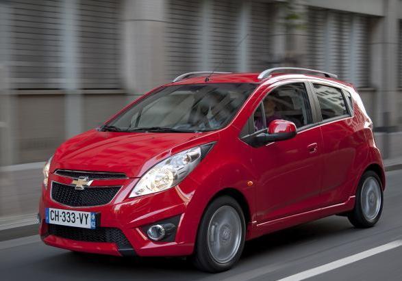 Chevrolet Spark Prezzi E Opinioni Patentati
