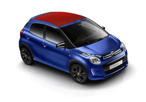 Citroën C1, la city car versione ?Urban Ride? 01