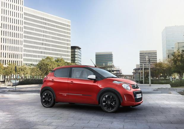 Citroen C1 Urban Ride, la serie speciale della city car 04