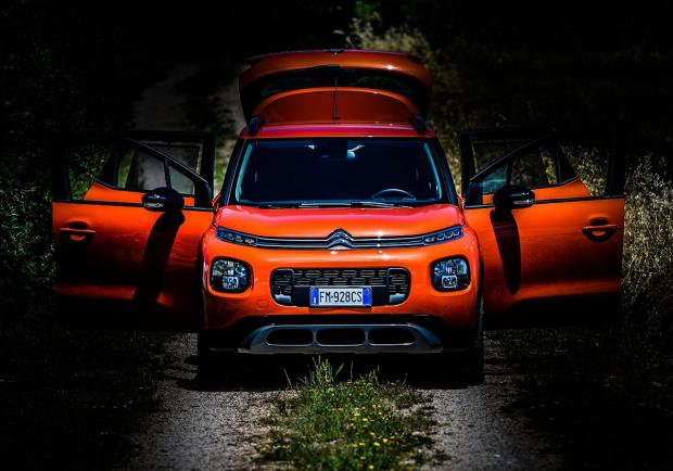 Citroën C3 Aircross, un'auto per l'estate 01
