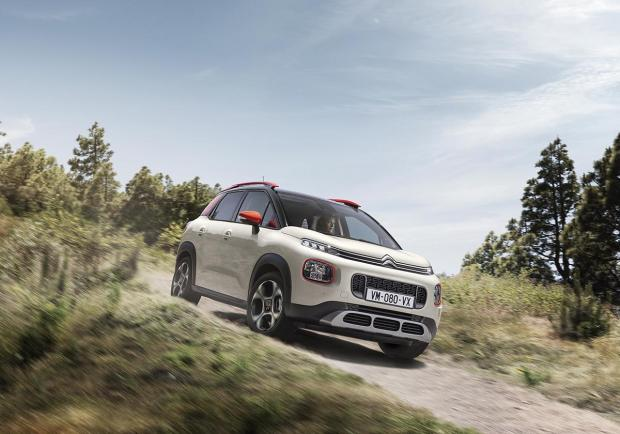 Citroen C3 Aircross BlueHDi 120 EAT6 C-Series