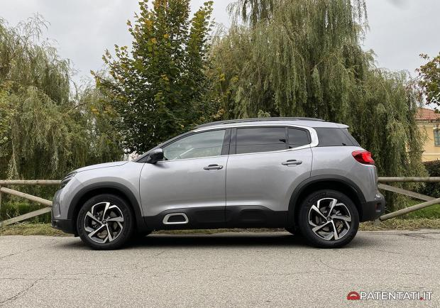 Citroen C5 Aircross BlueHDI 180 EAT8 Shinin profilo
