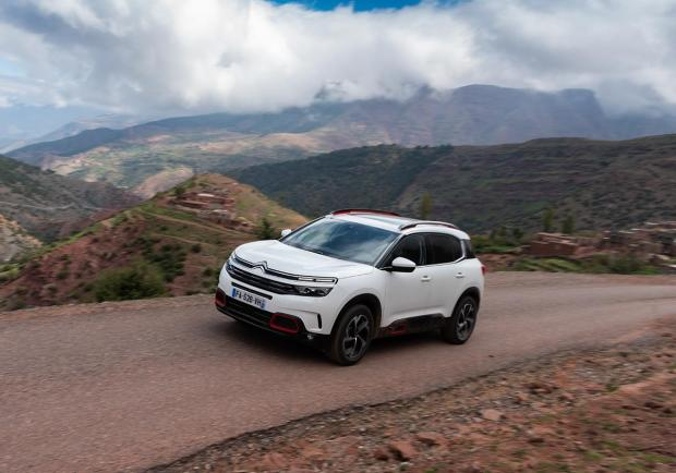 Citroen C5 Aircross 2.0 BlueHDi 180
