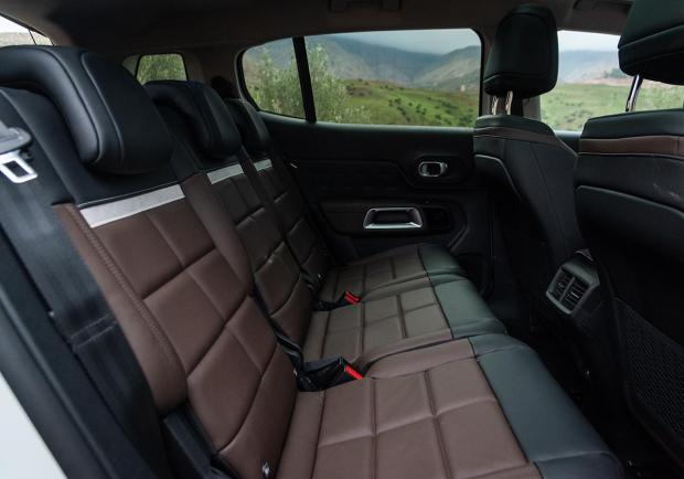 Citroen C4 Cactus >> Citroen C5 Aircross, primo contatto con la SUV francese - Patentati