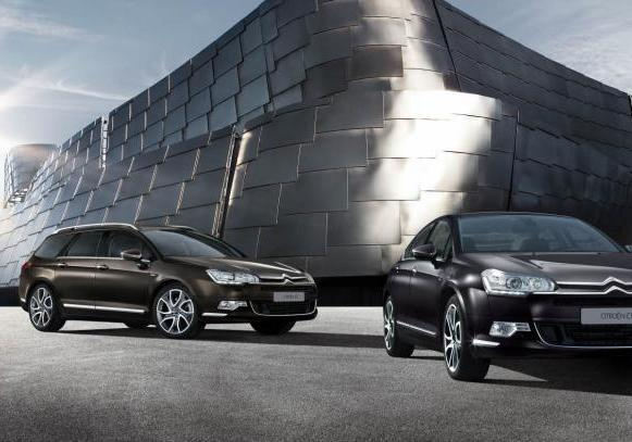Citroen C5 berlina e Tourer restyling