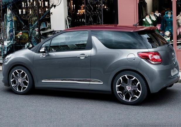 Citroen per neopatentati DS3