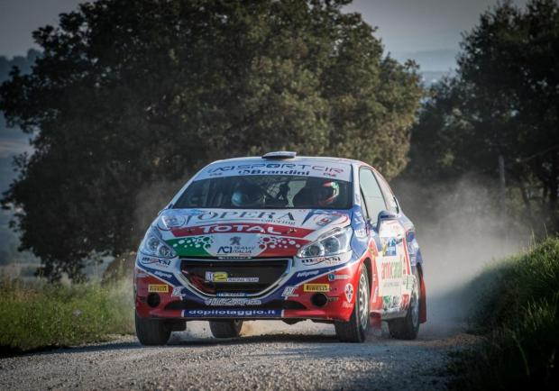 Ciuffi Peugeot Competition Top 208 Rally Adriatico 2018
