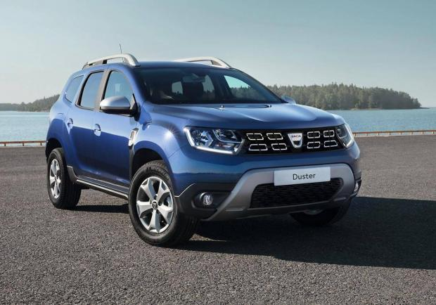 crosover dacia duster