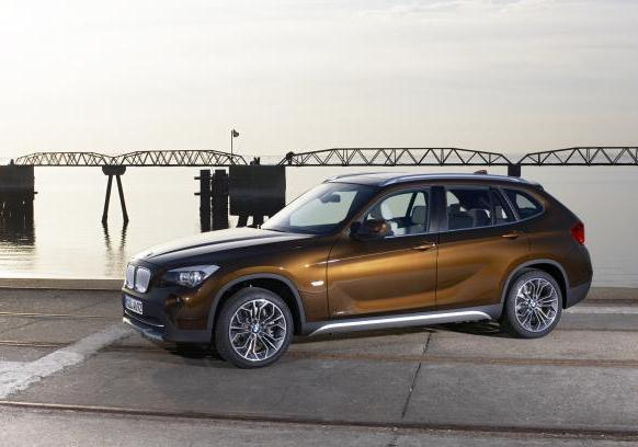 Crossover BMW X1 pre-restyling 5