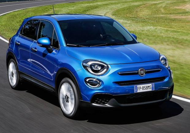 crossover fiat 500x