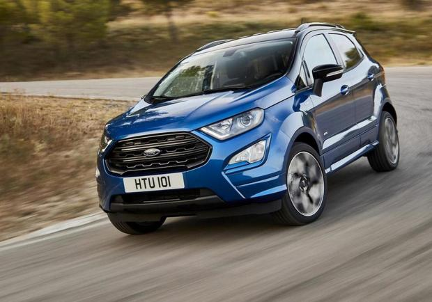 crossover ford ecosport