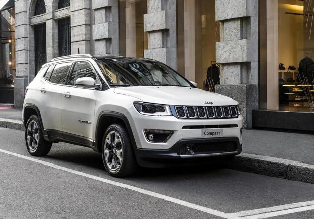 crossover jeep compass