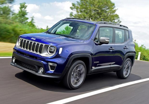 crossover jeep renegade