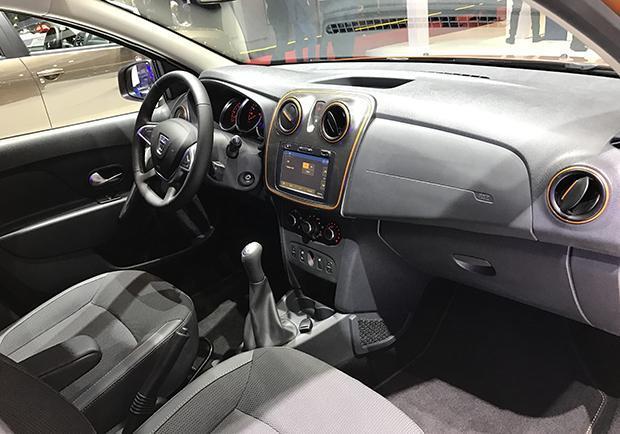 Le novit dacia al salone di ginevra 2017 for Dacia duster 2017 interni