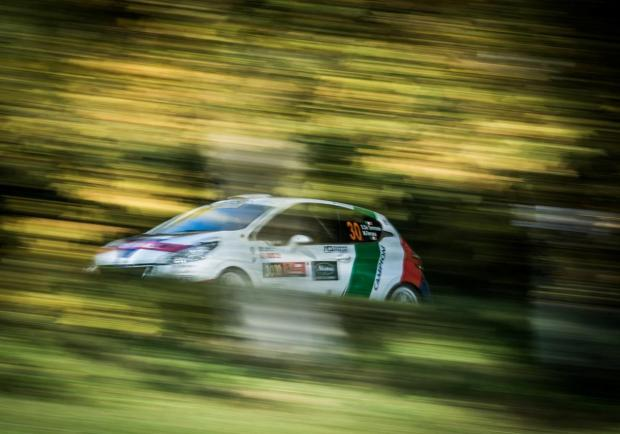 De Tommaso 2 Peugeot 208 Rally Due Valli 2018