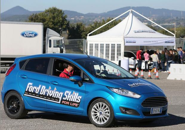 Driving Skills For Life 2015 Napoli