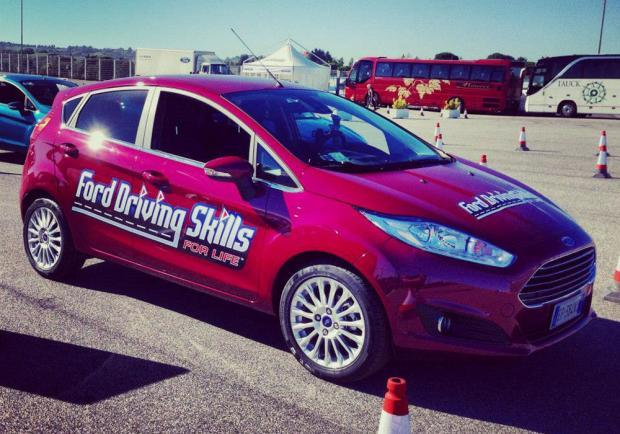 Driving Skills For Life, corsi guida sicura Ford