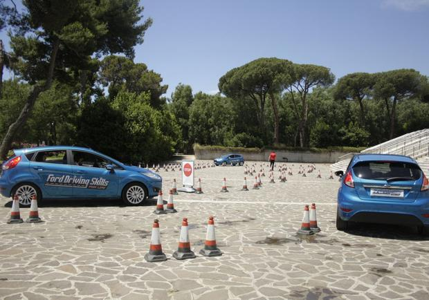 Driving Skills For Life edizione 2015