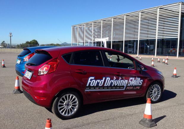 Driving Skills For Life Ford Fiesta