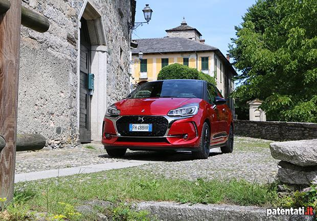 DS 3 1.6 BlueHDi 120 Performance Line