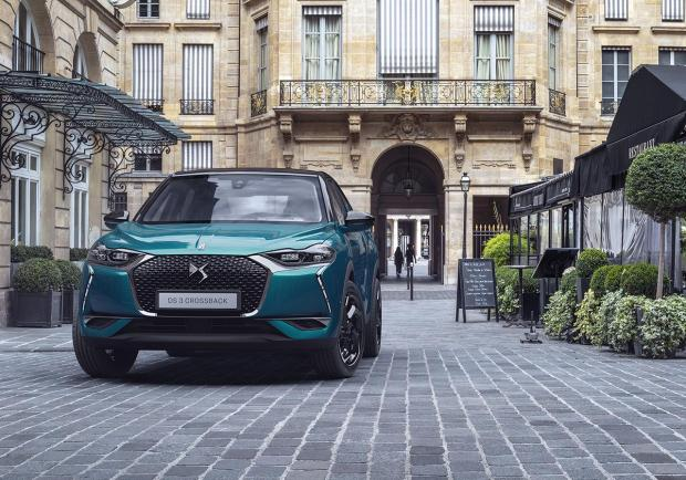 DS 3 Crossback foto