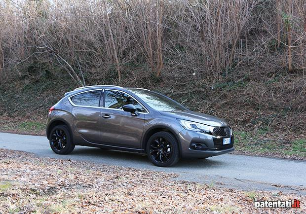 DS 4 Crossback 1.6 BlueHDi 120 Auto