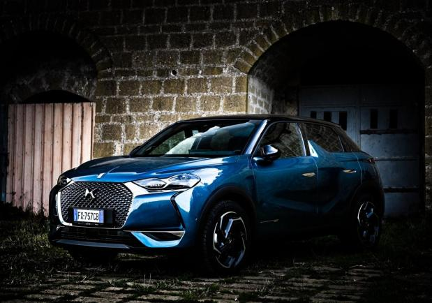 DS3 Crossback Performance Line