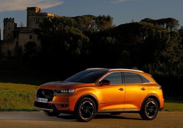 DS7 Crossback E TENSE 4X4