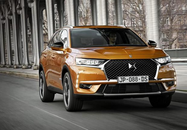 DS7 Crossback, la SUV hi-tech del futuro