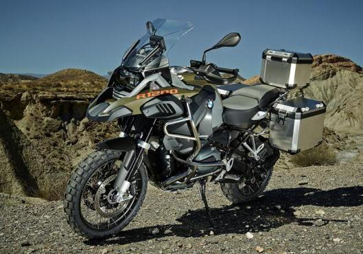 EICMA 2013 BMW 1200 GS Adventure