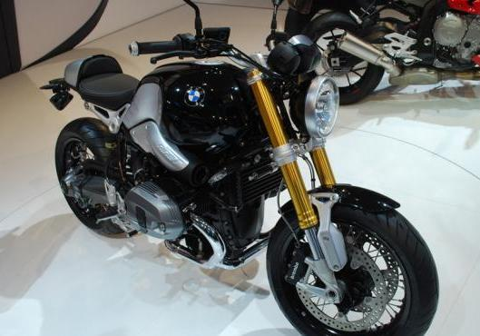 EICMA 2013 BMW R nine T