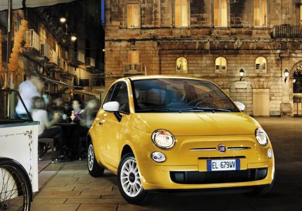 Fiat 500 my 2013 Color Therapy anteriore