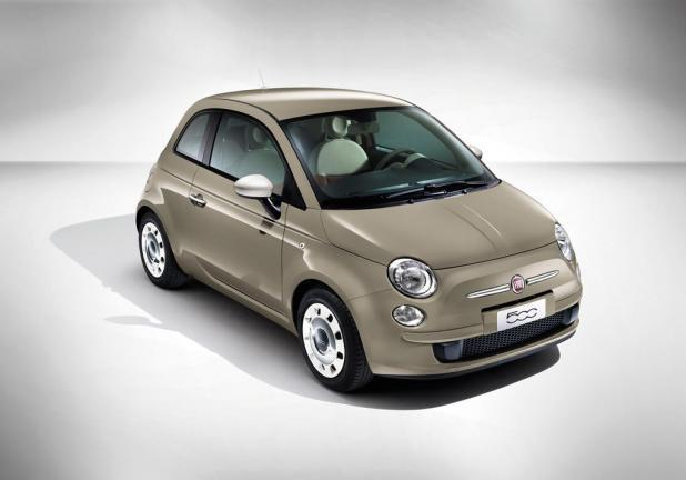 Fiat 500 my 2013 Color Therapy Beige Cappuccino