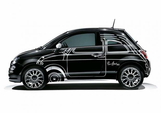 Fiat 500 Rod Aran Edition