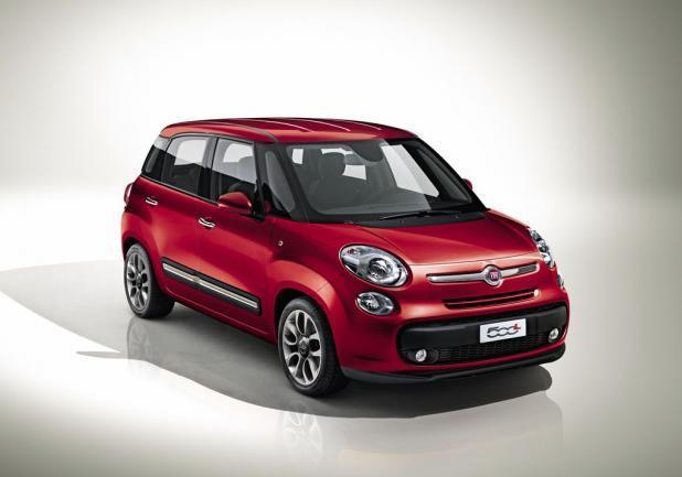 Fiat 500L 0.9 TwinAir Turbo Natural Power