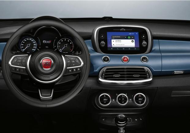 Fiat 500X Cross, nuova serie 'Mirror' 05
