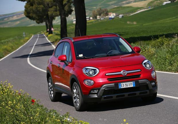 Fiat 500X 1.4 MultiAir 170 CV 4x4 AT9