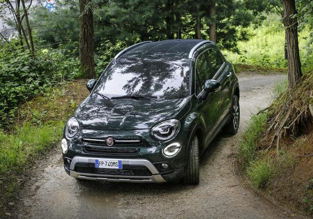 Fiat 500X 1.3 T4 City Cross