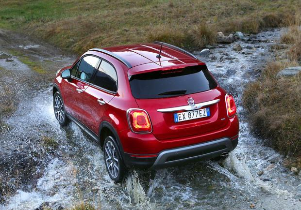 fiat 500x e jeep renegade crossover a confronto. Black Bedroom Furniture Sets. Home Design Ideas