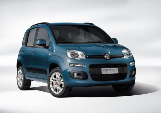 Fiat Panda TwinAir Turbo Natural Power