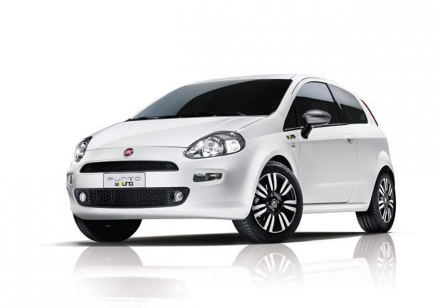 Fiat Punto Young