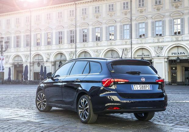 Fiat Tipo Station Wagon 2018 foto