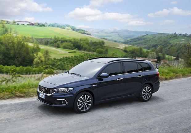 Fiat Tipo Station Wagon 2018