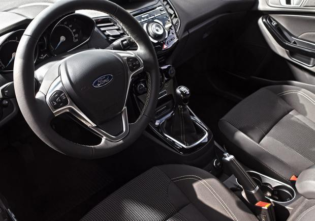 Ford Fiesta 1.5 TDCI interni