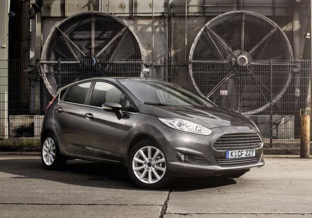 Ford Fiesta 1.5 TDCI Magnetic Grey