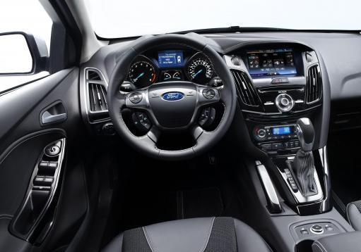 Ford Focus per neopatentati interni