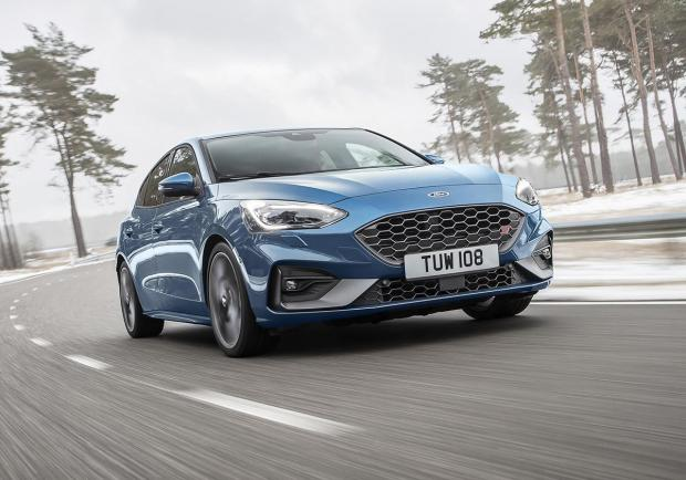 Focus ST, la nuova Focus secondo Ford Performance