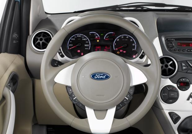 Ford Ka per neopatentati interni